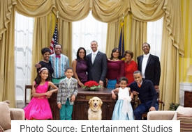 First Family television show