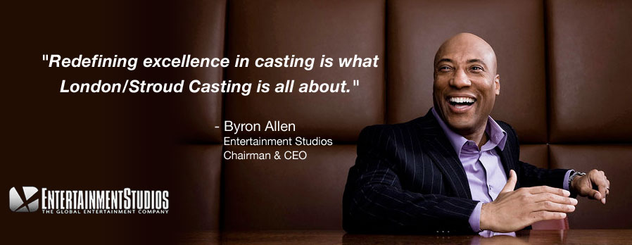 Los Angeles/Hollywood based casting directors London/Stroud Casting